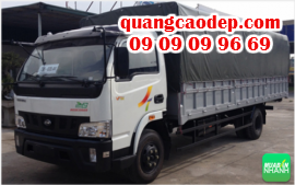 Những điều cần biết về xe tải Veam vt750 tải trọng 7t5