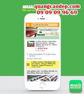 PhonePage - Trang Số Điện Thoại của In Ấn Hiflex